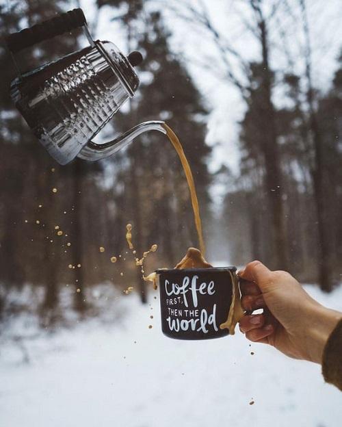 Злоупотребление кофеина, как остановиться? изображение