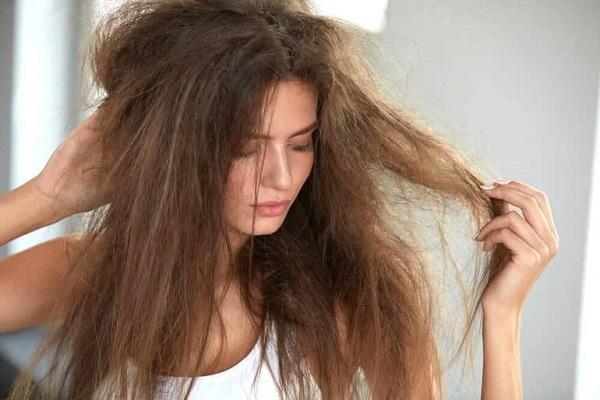 Ломкие волосы изображение